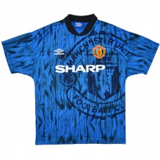 Manchester United Retro Away Jersey 1992 1993