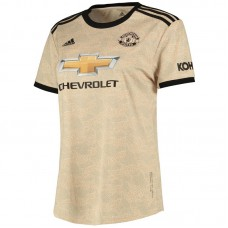 Manchester United Away Jersey 2019-20 - Womens