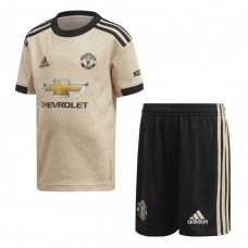 Manchester United Away Kit 2019-20 - Kids