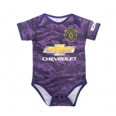 Manchester United Baby Romper