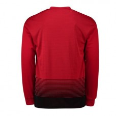 Manchester United Home Jersey 2018-19 - Long Sleeve