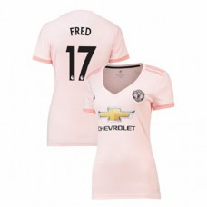 Manchester United Away Jersey 2018-19 - Women