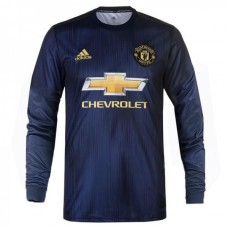 Manchester United Third Long Sleeve Jersey 2018-19