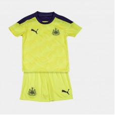 Newcastle United Away Football Kit 2020 2021 Kids