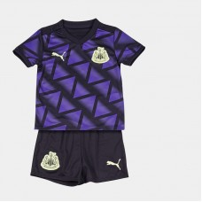 Newcastle United Third Football Kit 2020 2021 Kids