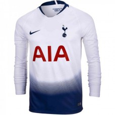 Tottenham Hotspur Home Long Sleeve Shirt 2018 2019