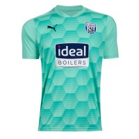 West Bromwich Albion FC Home Goalkeeper Shirt 2021