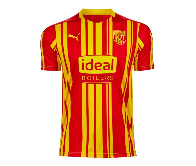 West Bromwich Albion FC Third Shirt 2021