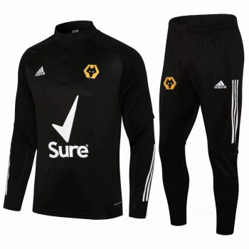 2021 Wolverhampton Wanderers Technical Training Soccer Tracksuit