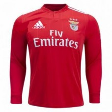 SL Benfica Home Long Sleeve Jersey 2018-19