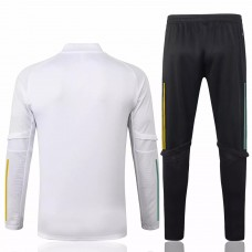 Celtic Technical Training Football Tracksuit White 2020 2021