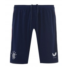 Rangers Away Football Shorts 2020 2021