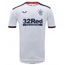 Rangers Away Shirt 2020 2021