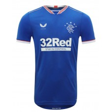 Rangers Home Shirt 2020 2021