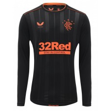 Rangers Third Long Sleeve Shirt 2020 2021