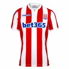 Stoke City 2018-19 Adult Home SS Shirt