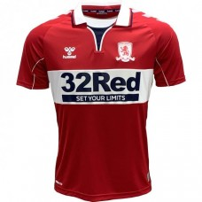 Middlesbrough Home Shirt 2020 2021