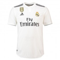 Real Madrid Home Authentic Jersey 2018-2019