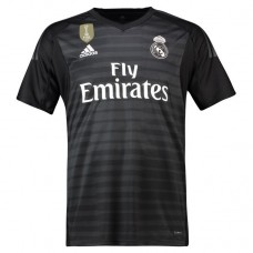 Real Madrid Home Goalkeeper Shirt 2018-2019
