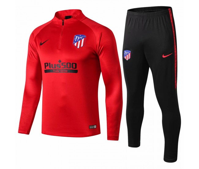Atlético de Madrid Technical Training Soccer Tracksuit 2019-20