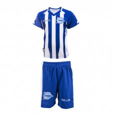 Deportivo Alaves Home Kit 2018/19 - Kids