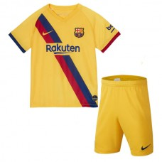 Barcelona Away Kit 2019 2020 - Kids