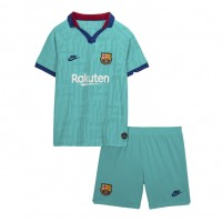 Barcelona Third Kit 2019 2020 - Kids