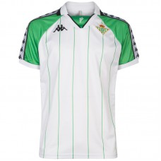 Real Betis Retro White & Green Shirt