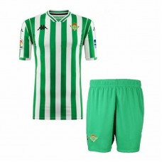 Real Betis Home Kit 18/19 - Kids