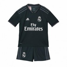 Real Madrid 2018/19 Away Kit - Kids