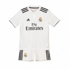 Real Madrid 2018/19 Home Kit - Kids