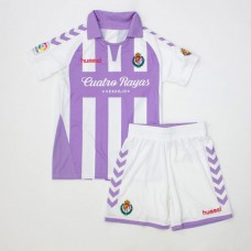 Real Valladolid Home Kit 2018/19 - Kids