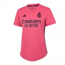 Womens Real Madrid Away Shirt 2020 2021