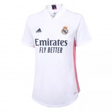Womens Real Madrid Home Shirt 2020 2021