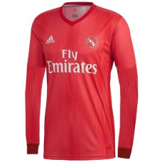 Real Madrid 2018/19 Third Long Sleeve Jersey
