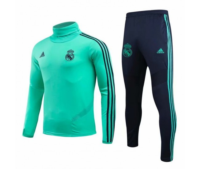 Real Madrid Training Technical Soccer Tracksuit 2020