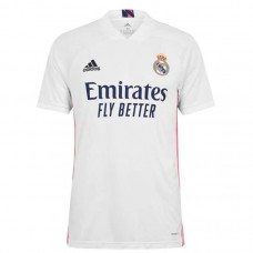 Real Madrid Home Shirt 2020 2021