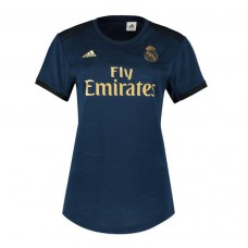 Real Madrid Away Shirt women 2019