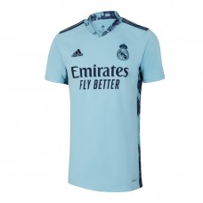 Real Madrid Home Goalkeeper Shirt 2020 2021