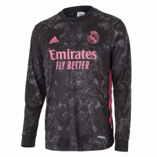 Real Madrid Third Long Sleeve Shirt 2021