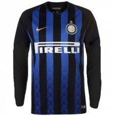 Inter Home Long Sleeve Jersey 2018/19
