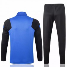 Inter Milan Presentation Training Soccer Tracksuit 2020