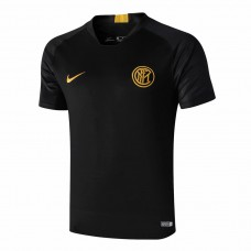 Inter Milan Short Training Black Jersey Men 2019