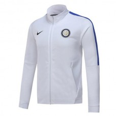 INTER WHITE ANTHEM JACKET 2018/19