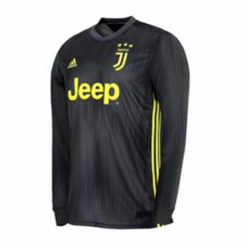 Juventus Long Sleeve Third Jersey 2018/2019