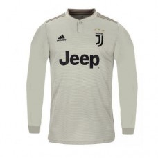 Juventus Away Long Sleeve Jersey 2018/2019