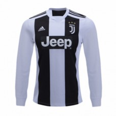 Juventus Home Long Sleeve Jersey 2018/2019
