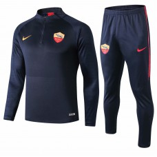 AS Roma Presentation Soccer Tracksuit 2019