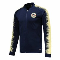 Club America Anthem Navy Jacket 2018/19