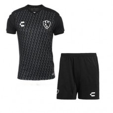 Club De Cuervos Away Kit 2019 - Kids